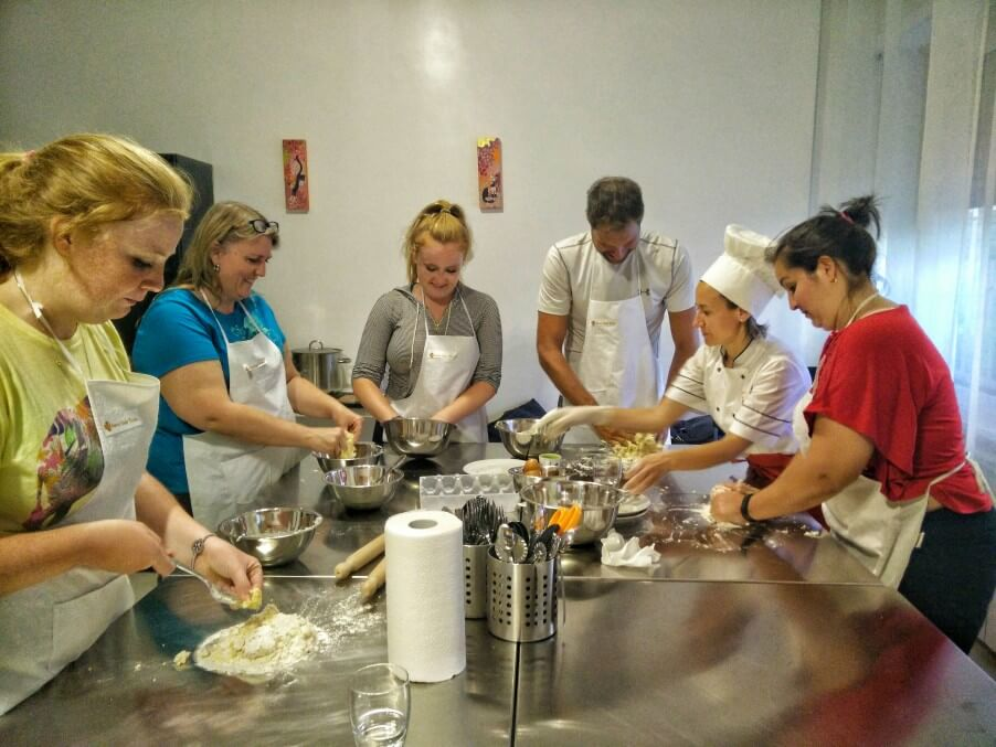 cooking classes in rome italy - photo#6