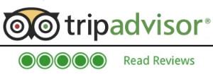 Tripadvisor 5 star rating