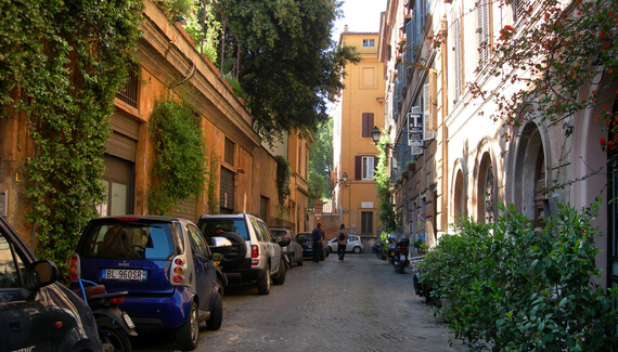 Trastevere Neigborhood Restaurant